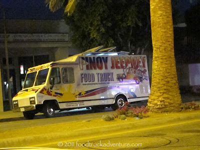 Pinoy Jeepney Food Truck