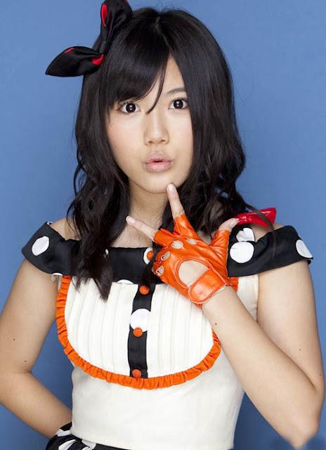 Singer and Actress Miyazaki Miho