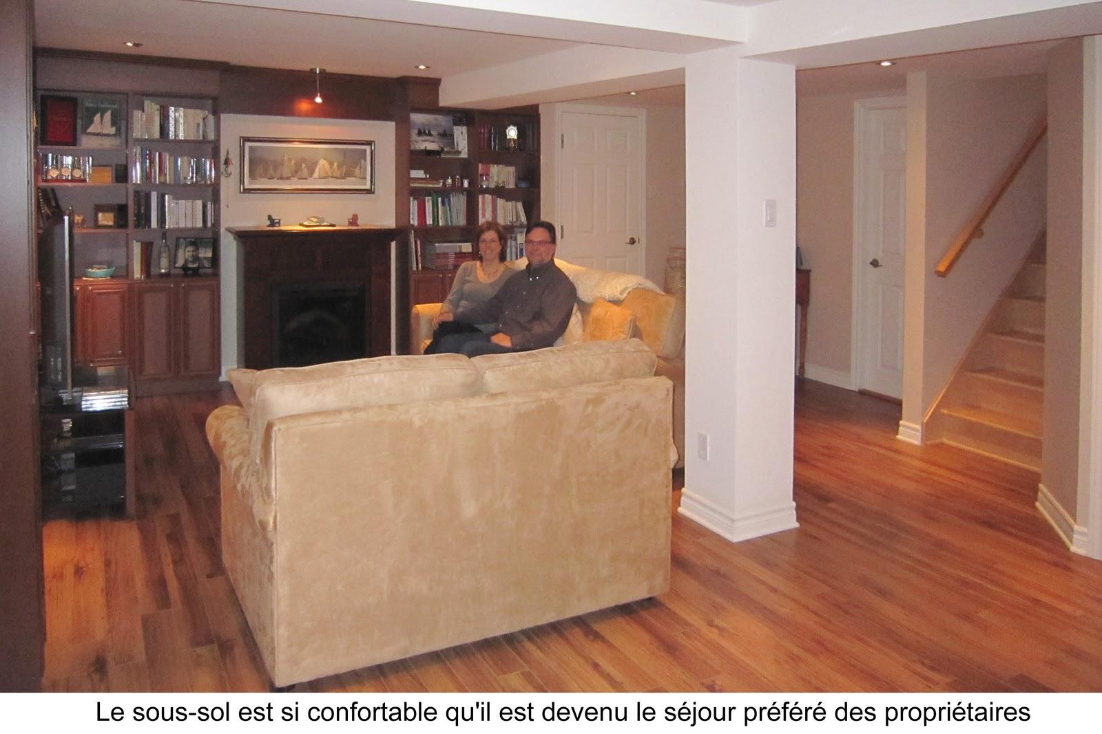Cuisine salle de bain plan design d co r novation - Idee renovation sous sol ...