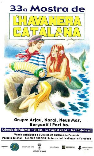 33a Mostra de l'Havanera Catalana