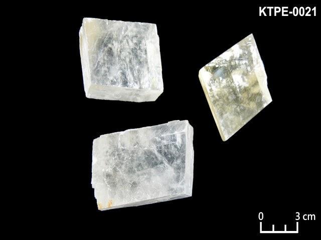 KTPE-0019~0021 方解石