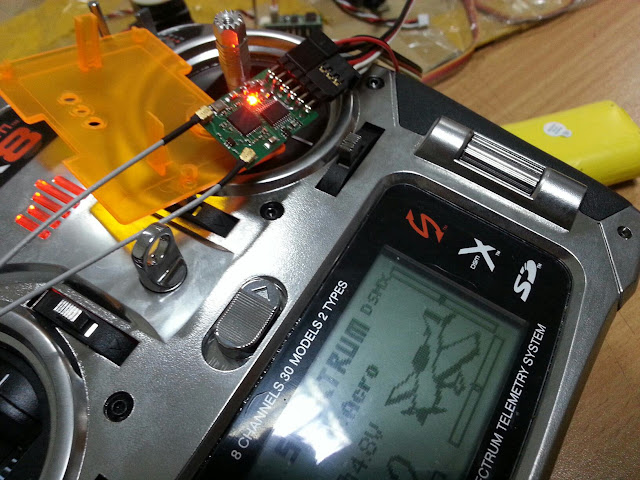 cheap DSMX receiver - openrcforums