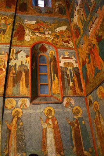 Archangel Cathedral Kremlin