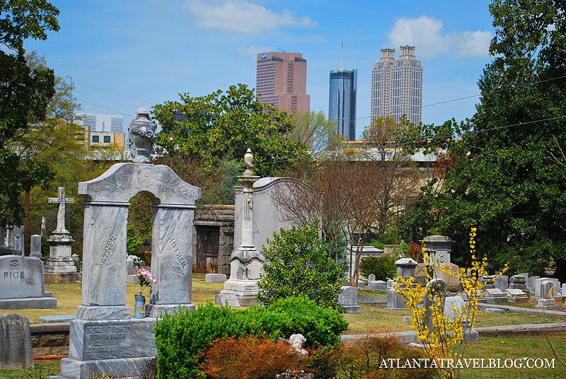 Кладбище Окленд в Атланте