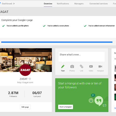 Pavni Diwanji - Google+ - Google+ Dashboard - making it easier to manage your online...