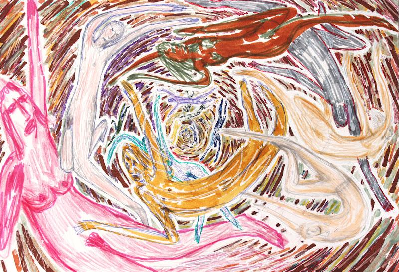 vortex of life ~ frank waaldijk