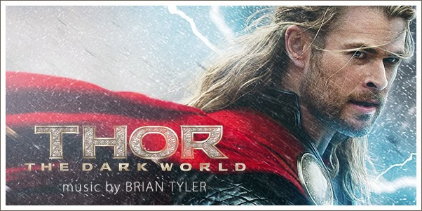 Thor: The Dark World (Soundtrack) by Brian Tyler - Review