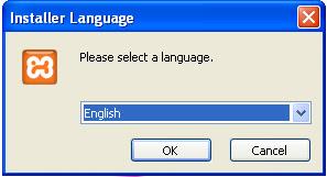 XAMPP Language