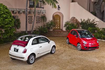 Fiat 500 and Fiat 500c