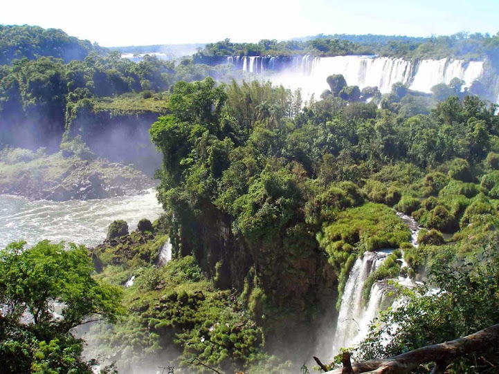Cataratas de Iguazu, lado argentino