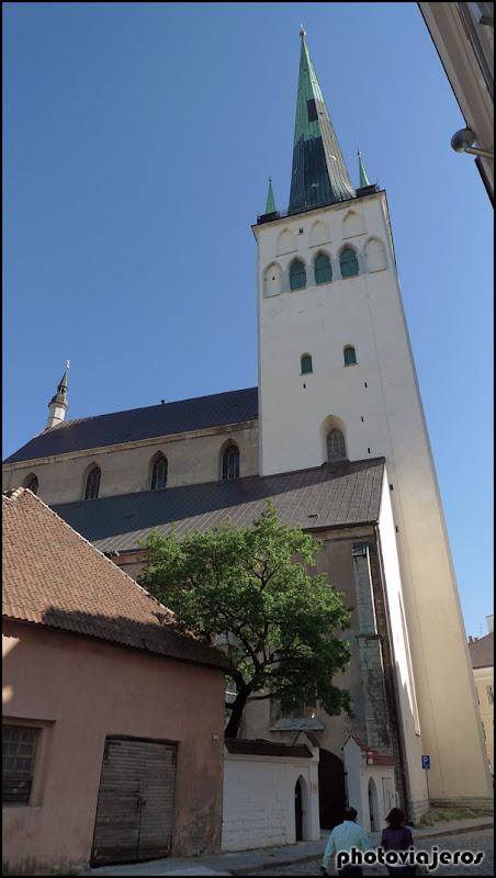 Iglesia de San Olaf