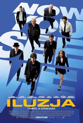 Plakat filmu: Iluzja