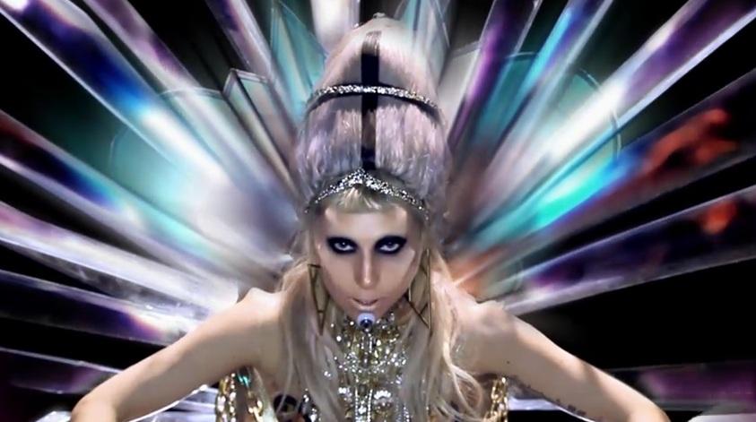 lady gaga born this way music video. Lady+gaga+orn+this+way+