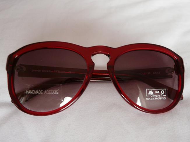 Gafas de sol Juanjo Oliva para YFSpain - Sunglasses