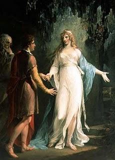 Goddess Calypso Image