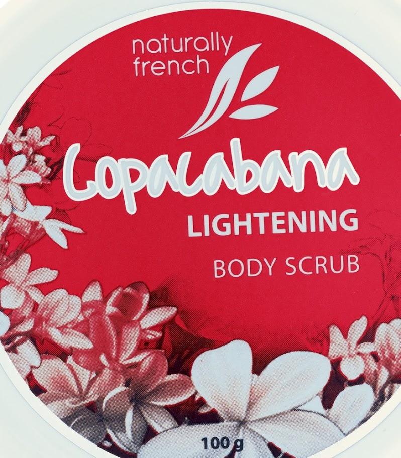 Muối tắm cơ thể Sophie Copacabana - NFBSC