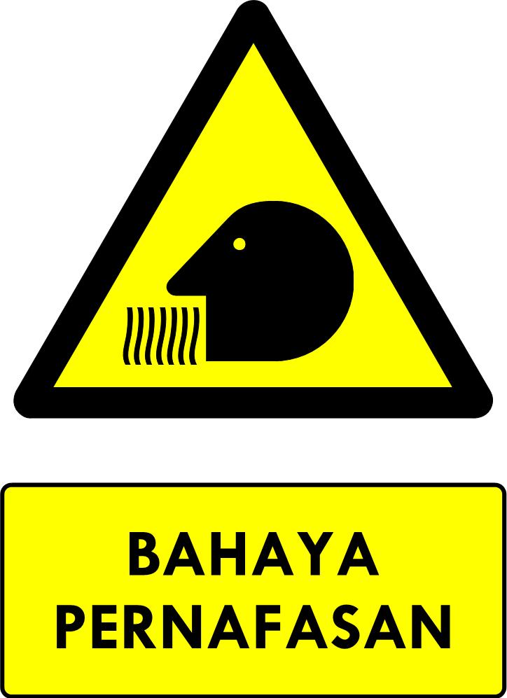 Rambu Bahaya Pernafasan