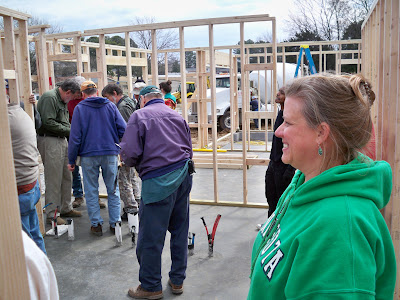 Thrivent Builds with Habitat for Hummanity