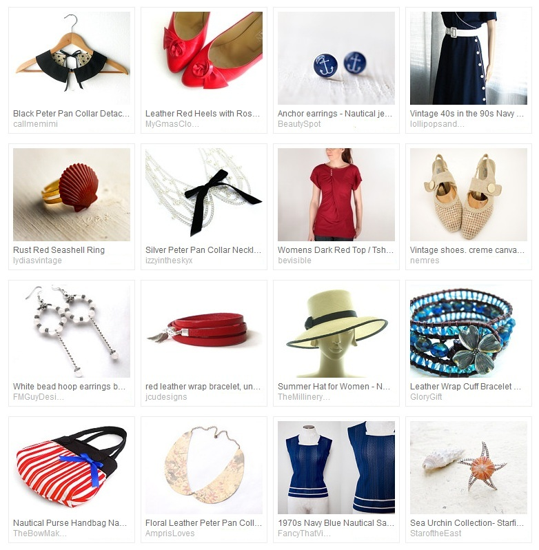 Cruising Nautical Summer Treasury
