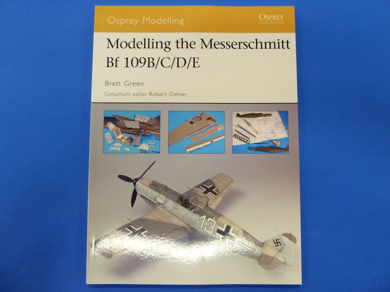"Messerschmmit Bf 109 E-3 - Major Hans ""Assi"" Hahn P1030819"