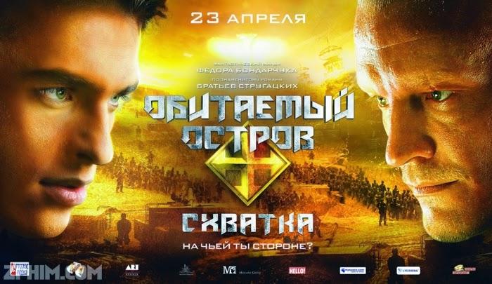 Ảnh trong phim Đảo Khủng Bố - Obitaemyy Ostrov 1