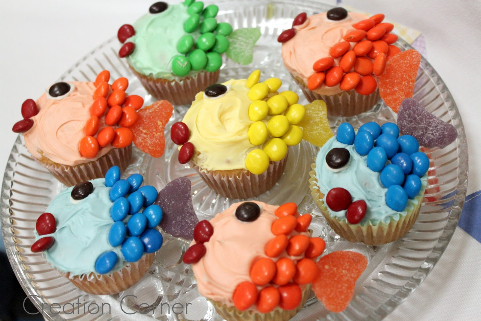 Cupcake Decorating Ideas For Church : Creation Corner: Fun Cupcake Ideas