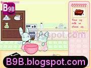 لعبة طبخ مملكة الأرانب