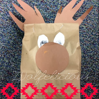 Photo of Wolfelicious Reindeer Gift Bags