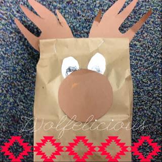 Photo of Wolfelicious Reindeer Gift Bags