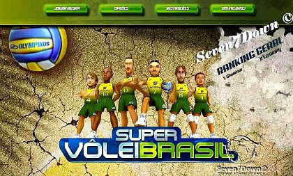 Super Volley Brasil 2