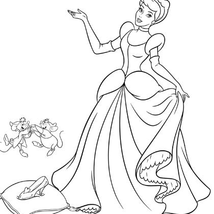 Coloriage Disney Princesse Colorier Les Enfants Mezvan Com