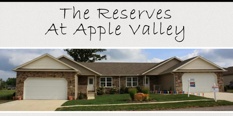 Home Builders The Reserves at Apple Valley Logo