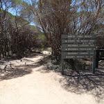 Signpost at North Tura (106237)