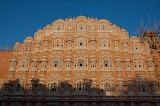 Hawa Mahal - Vindenes Palads i Jaipur, Indien