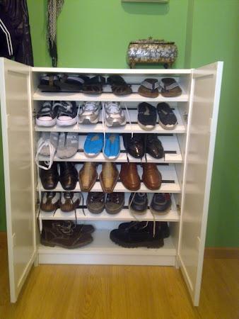 zapatero inclinado en billy mi llave allen. Black Bedroom Furniture Sets. Home Design Ideas