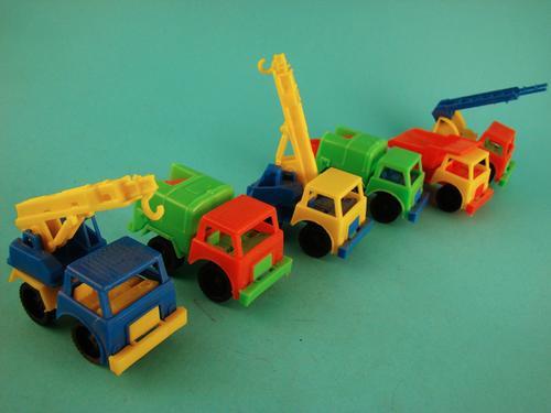 Camioncitos miniatura