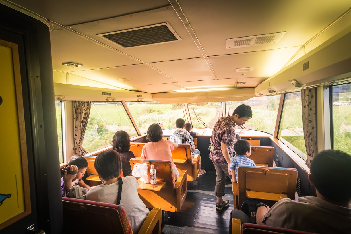 เที่ยวคิวชูด้วยตัวเอง : Nakadake Crater / Kusasenri / Aso Boy