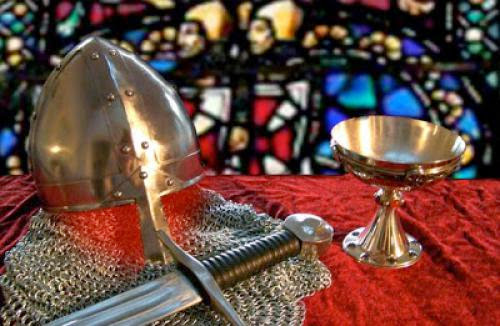 Indiana Medieval Recreation Group To Confer Templar Orders April 12Th