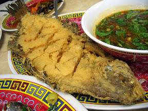 Deep Fried Chinese Fish