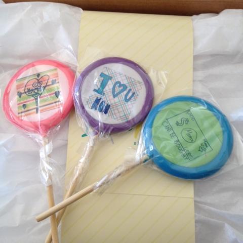 Designing Lollipops