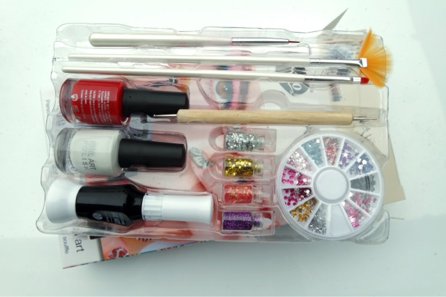 Rio Beauty Nail Art Starter Kit