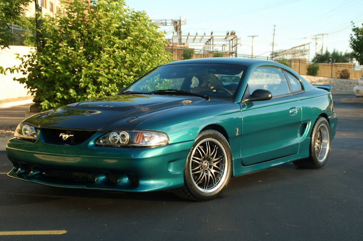 For Sale 1997 Mustang Cobra With Griggs Suspension Ford