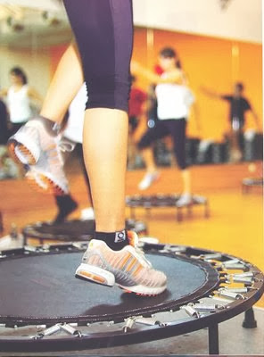 jump e step emagrecem