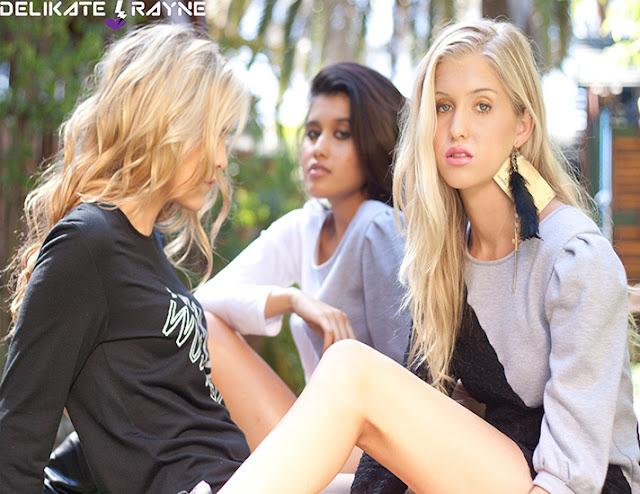 DELIKATE RAYNE: Nova ženska modna linija!