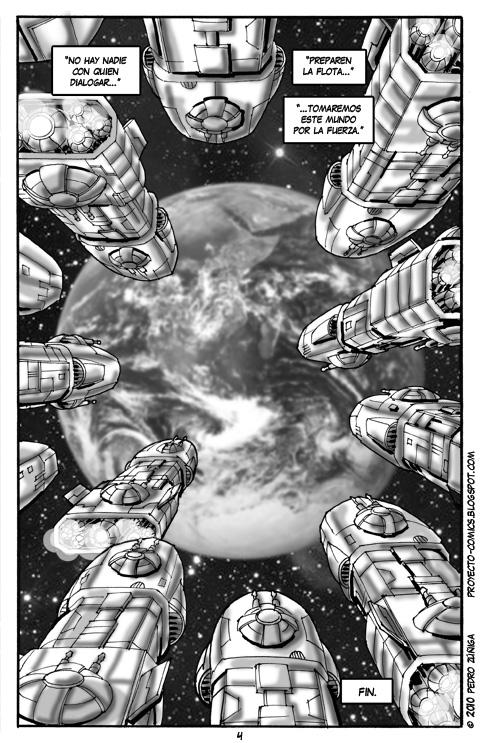 Proyecto Comics - La Presa 04