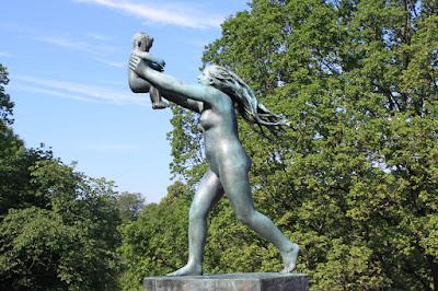Vigeland Park - Oslo - Noruega