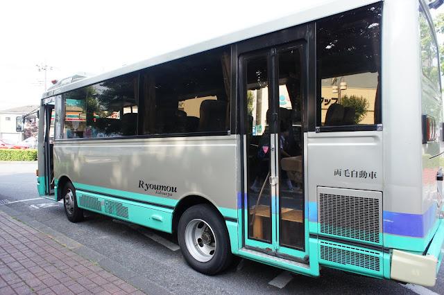足利市駅,巴士