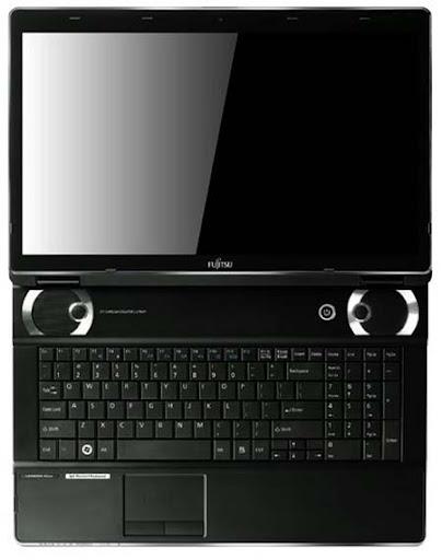 Fujitsu LifeBook NH751, A New Fujitsu Gaming Laptop Reivew