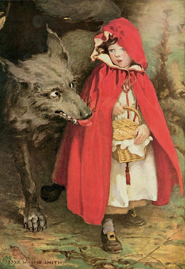 little red riding hood and the brothers grimms little red cap essay