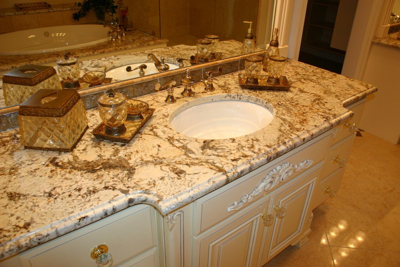 The granite gurus march 2011 - Granite countertops for bathroom ...